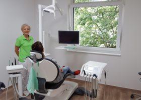 Praxis fuer Zahnmedizin Dr. Schemmel Behandlungsraum