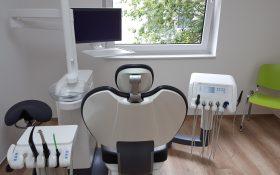Zahnarztpraxis Dr. Schemmel Behandlungsraum